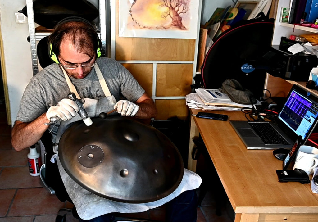 accordage handpan